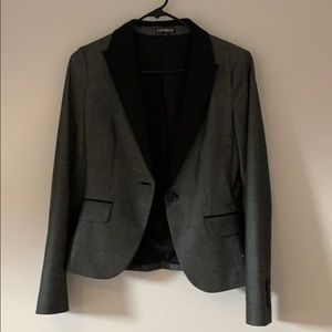 Express tuxedo suit (with pants)
